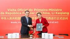 China Brazil MOU