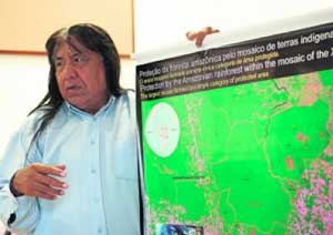 Tribal Chiefs Talk At Oxford University – 16 June 2014