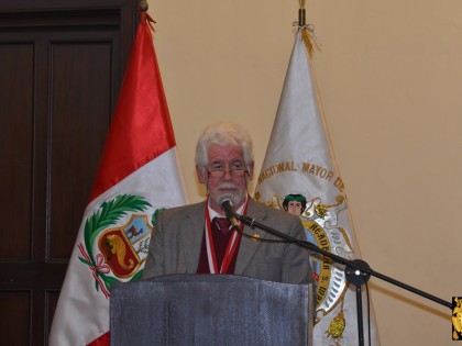 "05.10.17 OPENING LECTURE BY JEAN-PIERRE CHAUMEIL: ""A window into 20 years of Amazonianist anthropology in Perú"" in Lima on July 20"