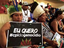05.09.17 SIGN THE PETITION BY MAY 15: SALSA joins with ABA and GITPA to condemn 'genocidal' turn in Brazilian indigenous policies