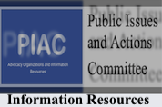 PIAC Online Sources and Information Resources