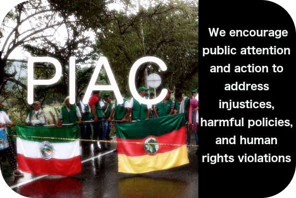 Public Issues and Actions Committee PIAC