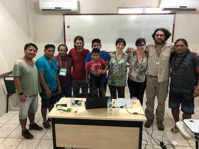 Munduruku anthropologist and archaeologist defend their undergraduate dissertations at UFOPA